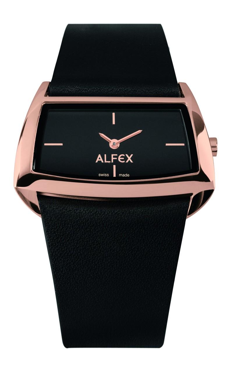9f6cc499141 Dámské hodinky Alfex 5726 mají jednoduchý