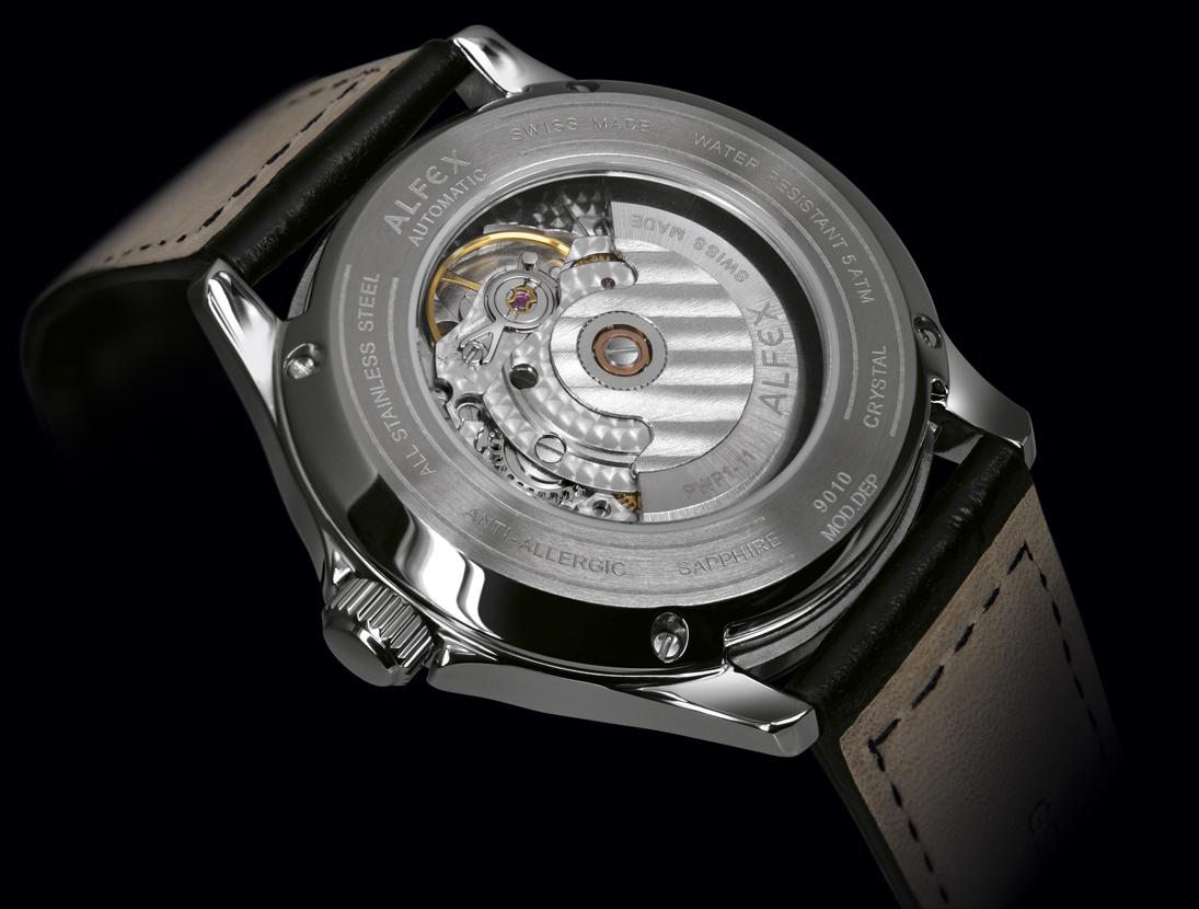 Automatické hodinky nepotřebují ke svému pohonu baterii 1ff3c1a996